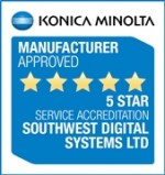 SDS 5 Star Service Accreditation