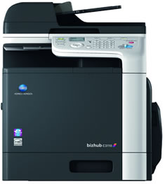 Konica Minolta Bizhub C3110 Multi Function Printer