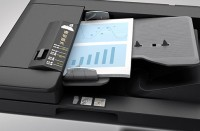 Dual Scan Documents another great feature from Konica Minolta