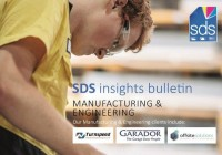 Have you seen the latest SDS bulletin for the Engineering and Manufacturing business sector?