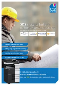 SDS Building and Construction Insights bulletin