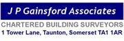 J P Gainsford Chartered Building Surveyors